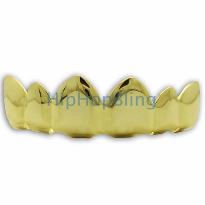 Grillz Gold Teeth Custom Style