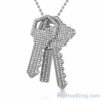 House Key Bling Bling Set