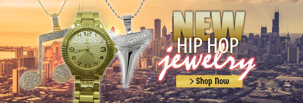 New Hip Hop Jewelry