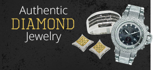 Authentic Diamond Jewelry