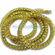 Lemonade 1 Row Bling Bling Chain
