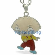 Stewie Griffin Dancing Family Guy Pendant Officially Licensed