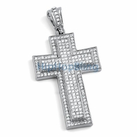 XL Bling Bling Cross Princess Invisible Set