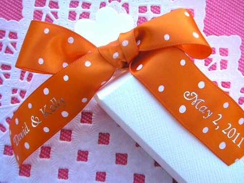Dottie Personalized Ribbon - click to enlarge