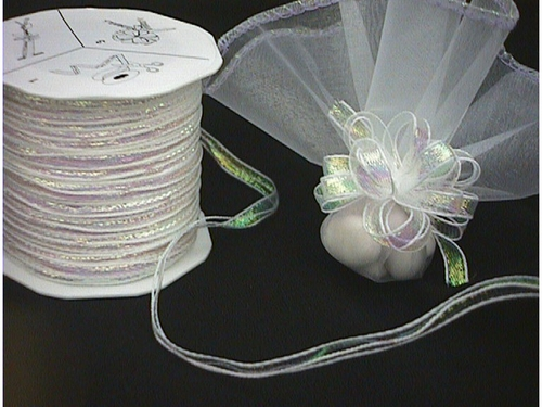 Iridescent Pull Ribbon - click to enlarge