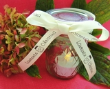 Mason Jar Wedding Ribbon 5/8""