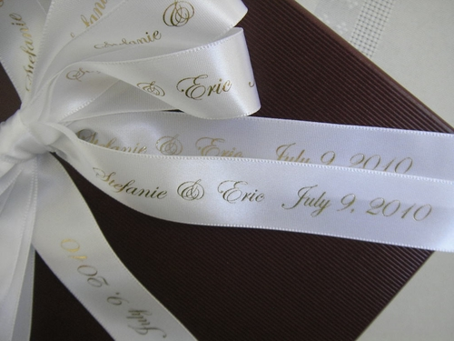 "Princess Anne Continuous Print Ribbon 7/8"" - click to enlarge"