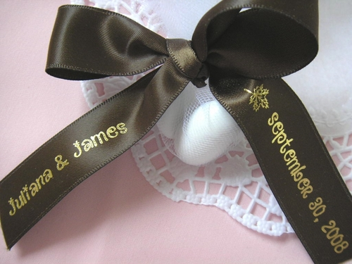 Princess Barbara Favor Ribbon - click to enlarge