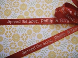 Princess Danielle Personalized Ribbon 3/8""