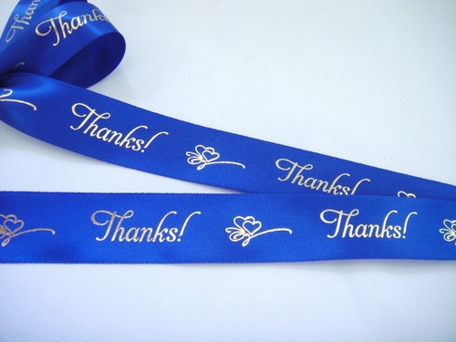 "Thanks Ribbon 7/8"" - click to enlarge"