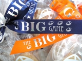 The Big Game Ribbon 7/8""