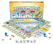 Healthy Game - Healthopoly