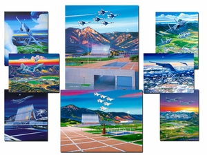 United States Air Force Academy Official Class Prints: 2000-2010
