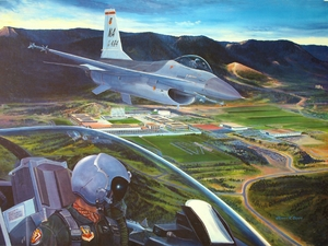 United States Air Force Academy Official  Class Prints