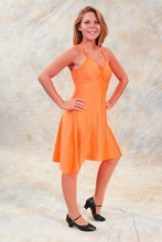 ADULT M - A-LINE DANCE DRESS (SP BT 8936)