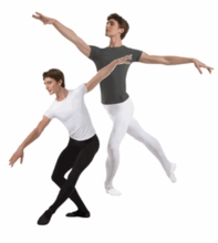 IN STOCK SPECIAL PRICE - Men's Dance Tights (BW M 90)
