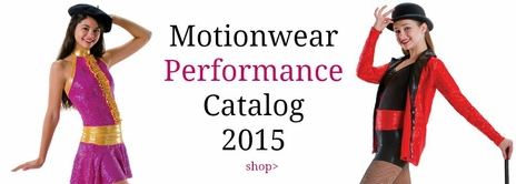 Motionwear Performance Catalog 2015