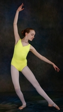 Pinch Front Sweetheart Leotard (MM 2201)