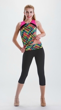 Capri Leggings: Alley Cat (MM 7510-735)