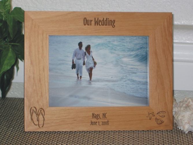 North Carolina Souvenir Picture Frames