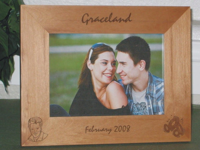 Tennessee Souvenir Picture Frames