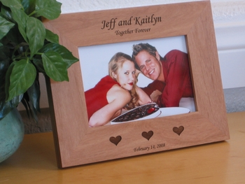 Valentines Day Picture Frames