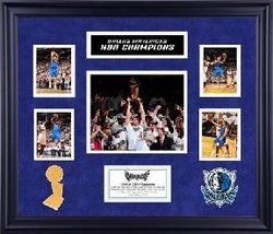 5 Photo Victory Collage <br>Dallas Mavericks
