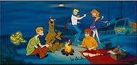 A Clue for Scooby Doo signed <br><font color=red>Please Call - Scooby Doo