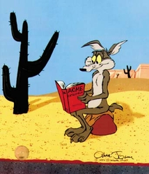 Acme Catalogue Wile E Coyote