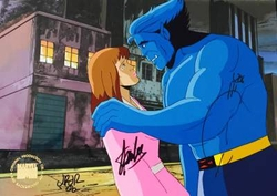 Beast and Carly