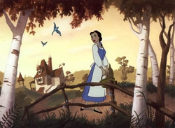 Belle from Beauty & The Beast