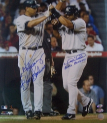 Bronx Bombers<br> Signed Photo