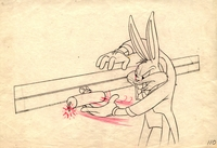 Bugs Bunny Original <br> Production Drawing - Production Drawings