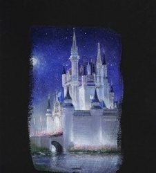 Cinderella Castle <br> Canvas