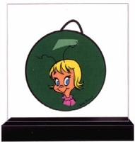 Cindy Lou Who Portrait - How The Grinch Stole Christmas