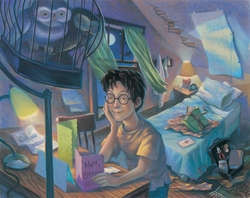 Counting The Days  Harry Potter