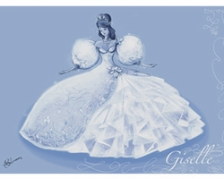 Dress of Her Dreams - Enchanted Small Paper