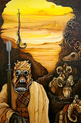 Fort Tusken <br> (Canvas)