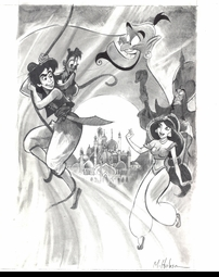 Original Production Art