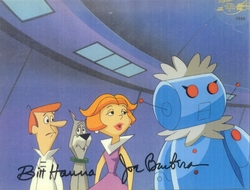 George - Jane & Rosie from The Jetsons