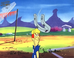 George Jetson Original Production Cel