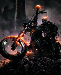 Ghost Rider Paper