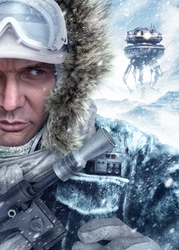 Han Solo: Hoth Intruder <br> (Large Canvas)
