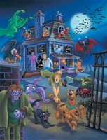 House Swarming from Scooby Doo  - Scooby Doo