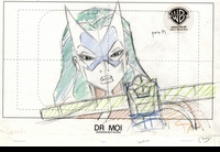 NEW DC Production Art.