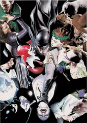 Joker's Reckoning Canvas - SOLD OUT