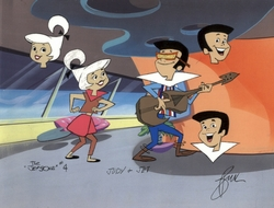 Judy & Jet from The Jetsons