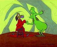 Just Like St. Nick - How The Grinch Stole Christmas