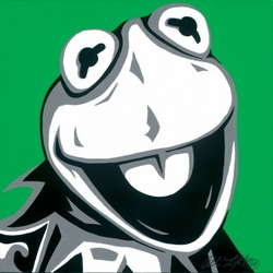 Kermit Canvas
