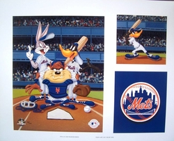 Looney Tunes Mets <br>Limited Edition Litho